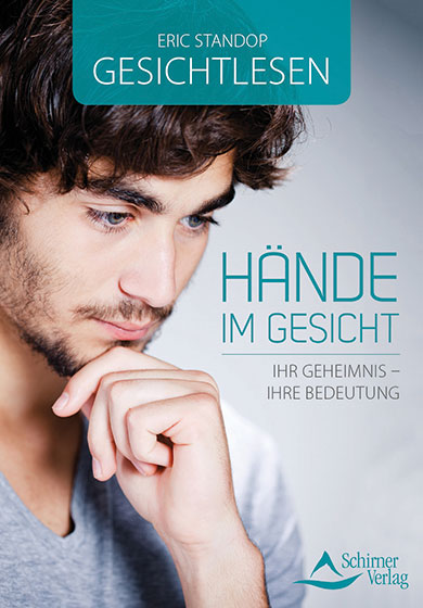 Hand im Gesicht - Eric Standop - Face Reading Academy - Read the Face