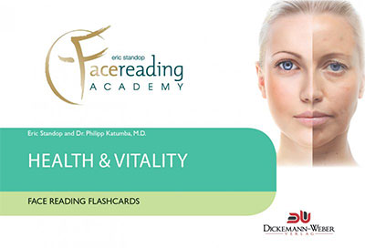 Health and Vitality Flashcards - Eric Standop - Face Reading Academy - Read the Face