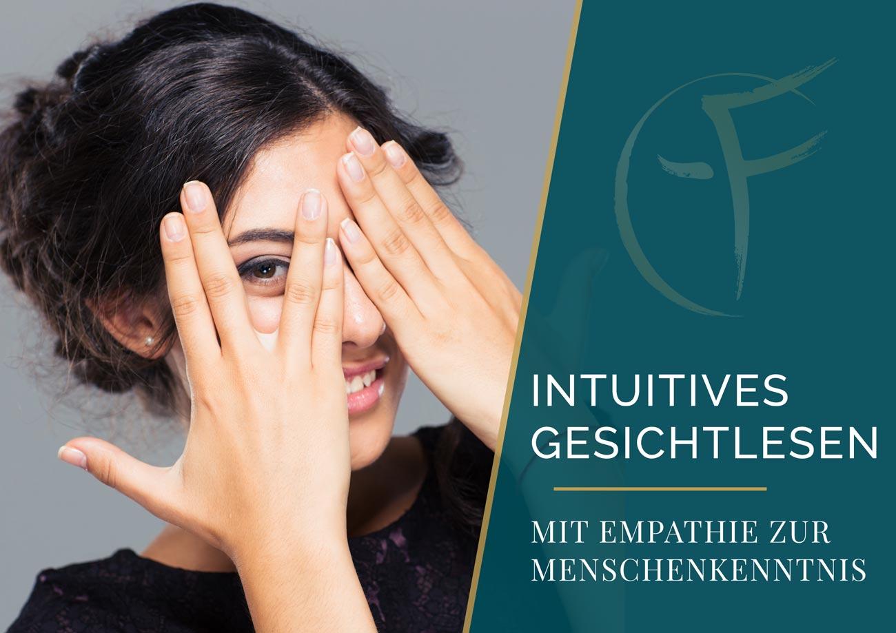 Intuitives Gesichtlesen - Ausbildung - Gesichtlesen - Cover Kalendar - Eric Standop - Face Reading Academy - Read the Face