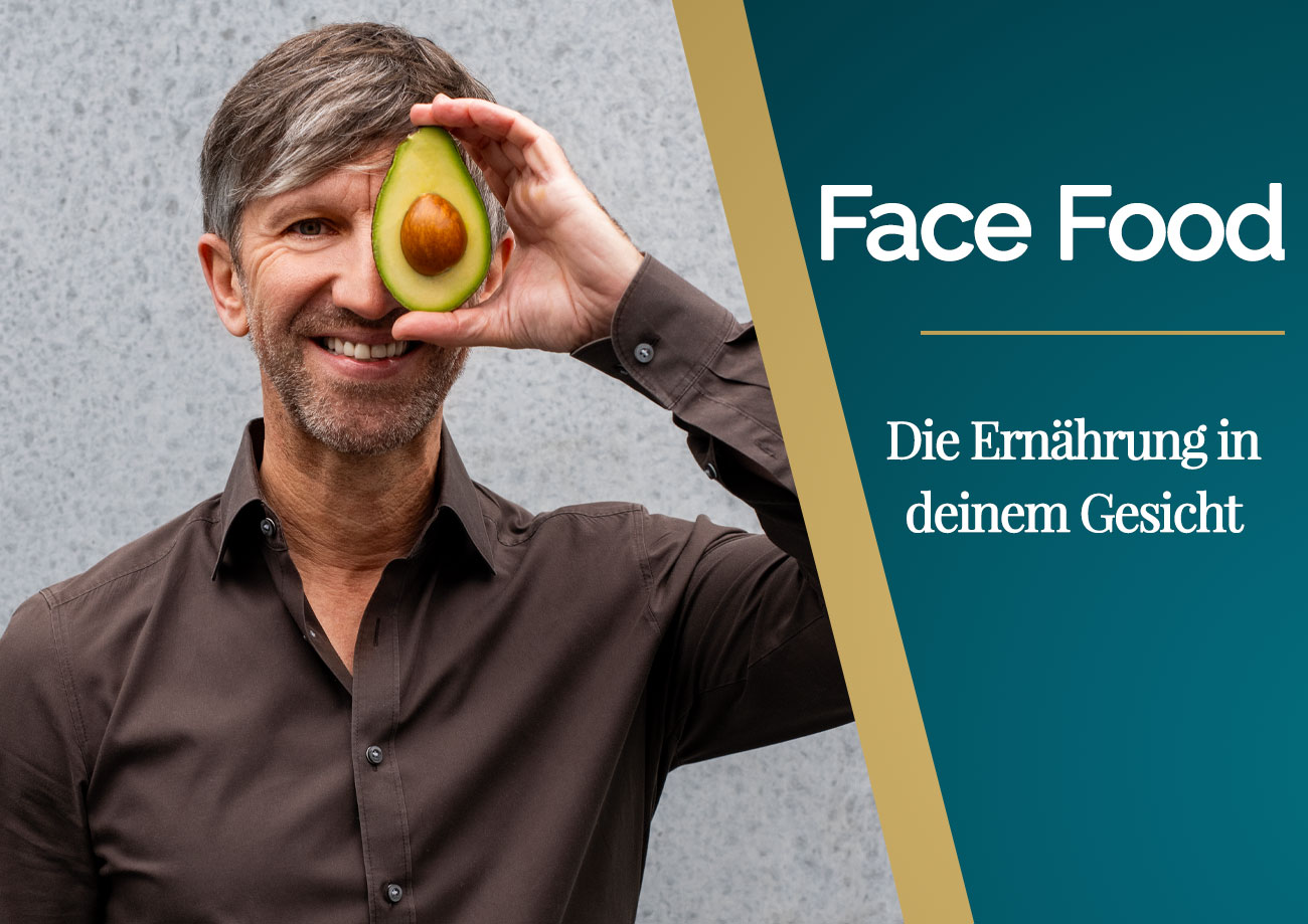 Face Food - Die Ernährung in deinem Gesicht - Cover Kalendar - Eric Standop - Face Reading Academy - Read the Face