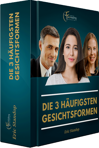 Online Kurs - Die 3 Häufigsten Gesichtsformen - Eric Standop - Face Reading Academy - Read the Face