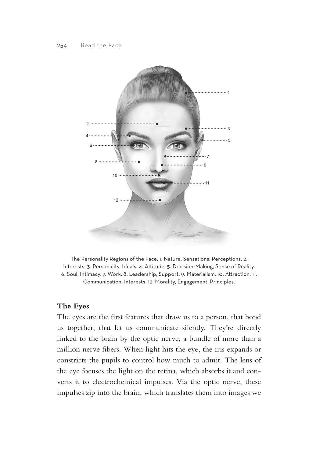 Page 3 - Sneak Peek - Read the Face - Face Reading for Success in your Career, Relationships, and Health - Eric Standop - Face Reading Academy
