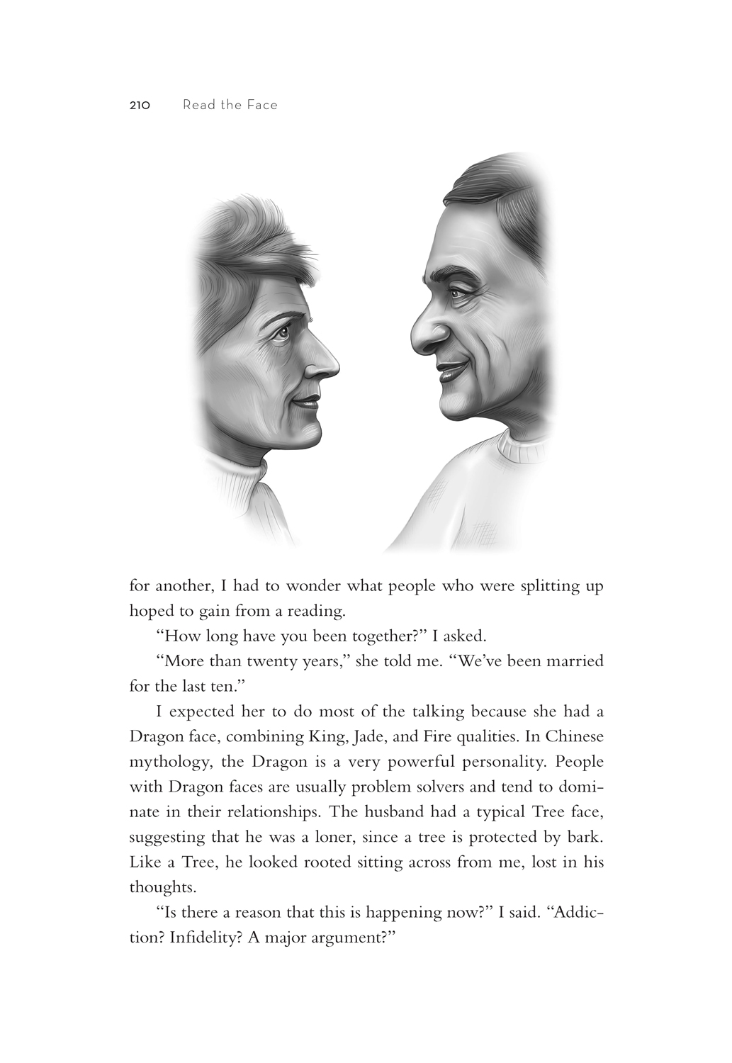 Page 4 - Sneak Peek - Read the Face - Face Reading for Success in your Career, Relationships, and Health - Eric Standop - Face Reading Academy